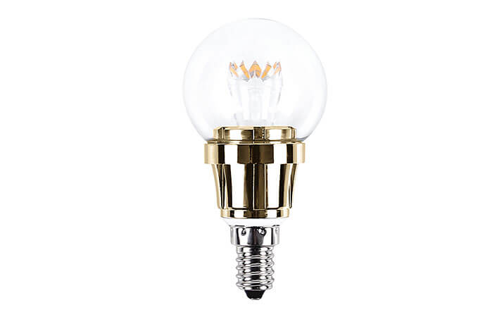 led candle globe bulbs b22